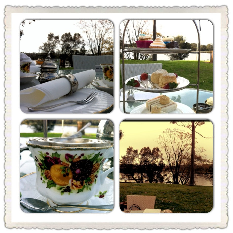 Peninsula Tea Gardens high tea