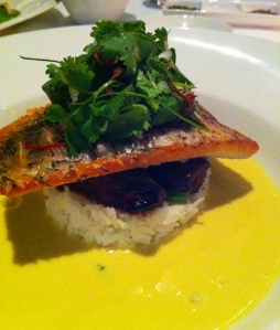 Ezard: Barramundi curry